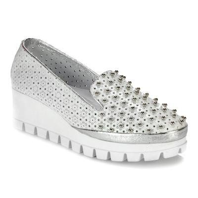 10723 Туфли женские кожа