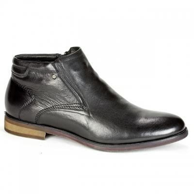 05400  Ботинки мужские кожа