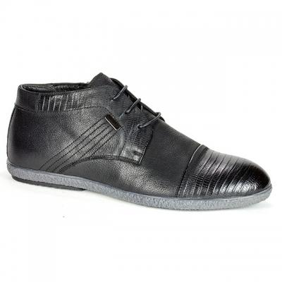 05408  Ботинки мужские кожа